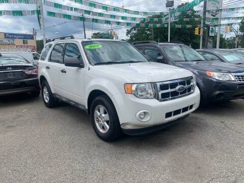 2009 Ford Escape for sale at Park Avenue Auto Lot Inc in Linden NJ