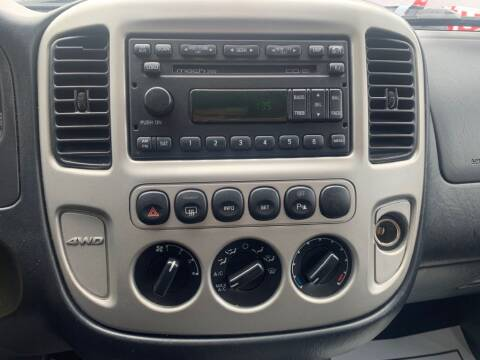 2005 Ford Escape for sale at Park Avenue Auto Lot Inc in Linden NJ