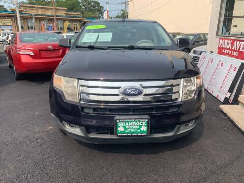2007 Ford Edge for sale at Park Avenue Auto Lot Inc in Linden NJ