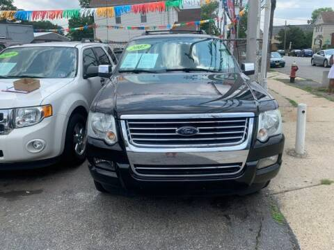 2007 Ford Explorer for sale at Park Avenue Auto Lot Inc in Linden NJ