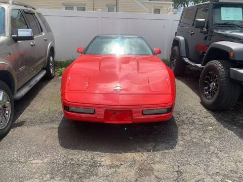 1994 Chevrolet Corvette for sale at Park Avenue Auto Lot Inc in Linden NJ