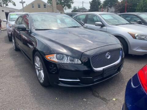 2013 Jaguar XJL for sale at Park Avenue Auto Lot Inc in Linden NJ