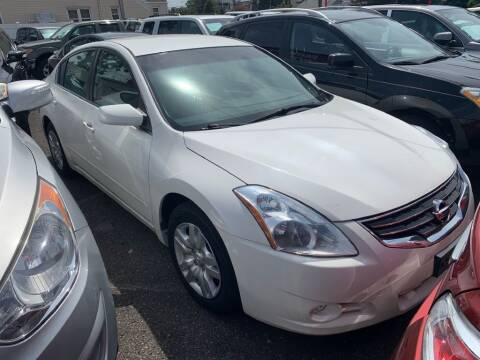 2012 Nissan Altima for sale at Park Avenue Auto Lot Inc in Linden NJ