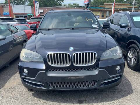 2007 BMW X5 for sale at Park Avenue Auto Lot Inc in Linden NJ