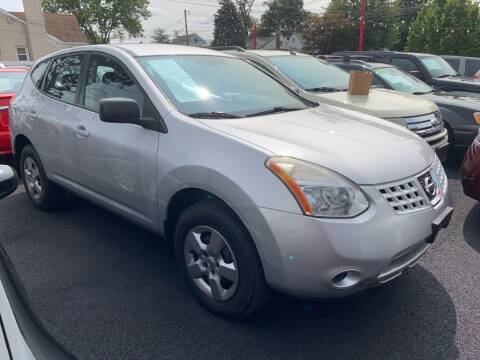 2008 Nissan Rogue for sale at Park Avenue Auto Lot Inc in Linden NJ