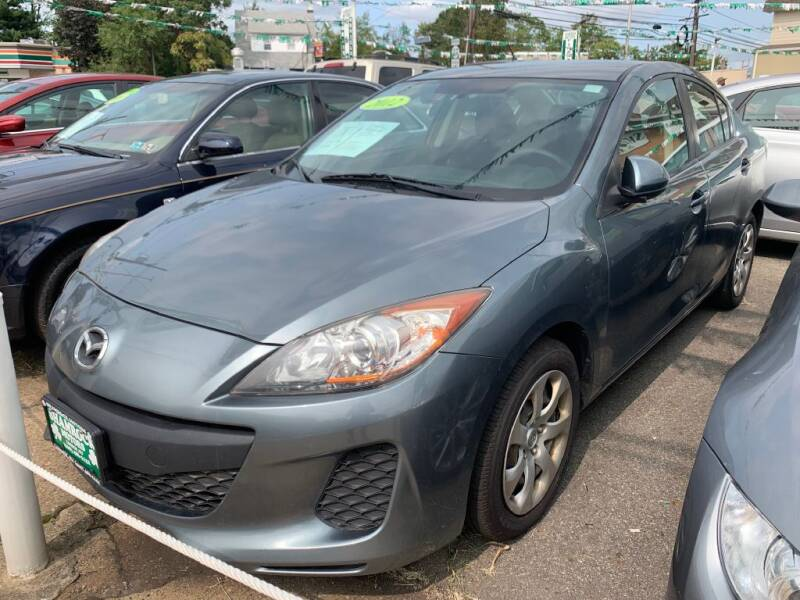 2012 Mazda MAZDA3 for sale at Park Avenue Auto Lot Inc in Linden NJ