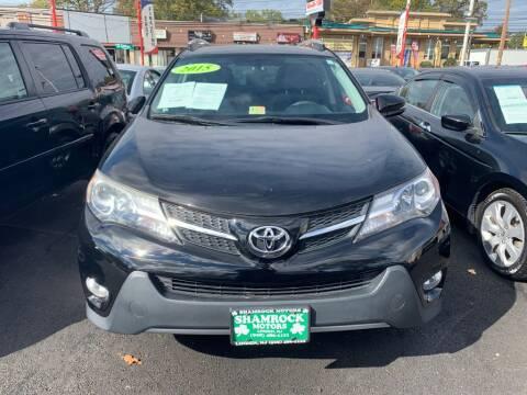 2015 Toyota RAV4 for sale at Park Avenue Auto Lot Inc in Linden NJ