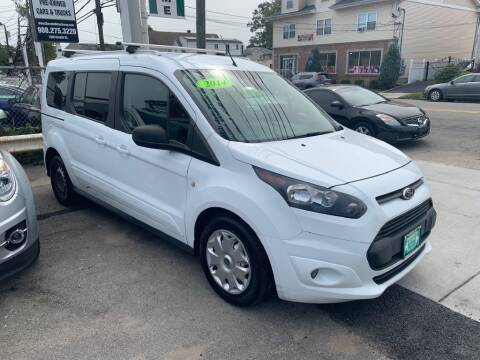 2014 Ford Transit Connect Wagon for sale at Park Avenue Auto Lot Inc in Linden NJ
