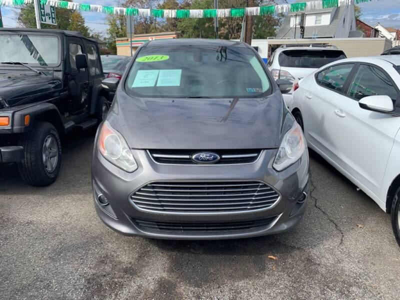 2013 Ford C-MAX Energi for sale at Park Avenue Auto Lot Inc in Linden NJ
