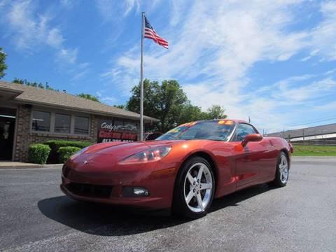 2005 Chevrolet Corvette for sale at D & J AUTO SALES in Joplin MO