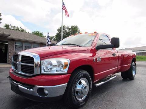 2007 Dodge Ram Pickup 3500 for sale at D & J AUTO SALES in Joplin MO