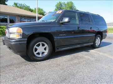 2003 GMC Yukon XL for sale at D & J AUTO SALES in Joplin MO