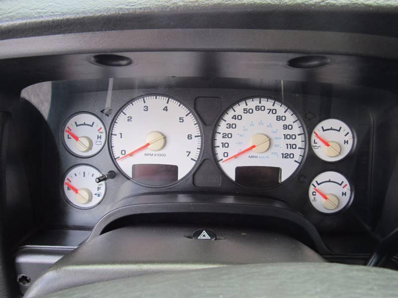 2003 Dodge Ram Pickup 1500 for sale at D & J AUTO SALES in Joplin MO