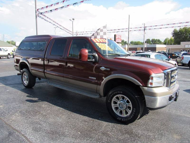 2005 Ford F-350 Super Duty for sale at D & J AUTO SALES in Joplin MO