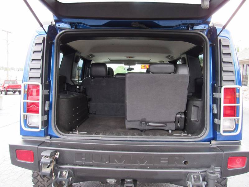 2006 HUMMER H2 for sale at D & J AUTO SALES in Joplin MO