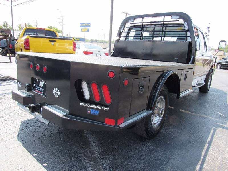 1997 Ford F-250 for sale at D & J AUTO SALES in Joplin MO