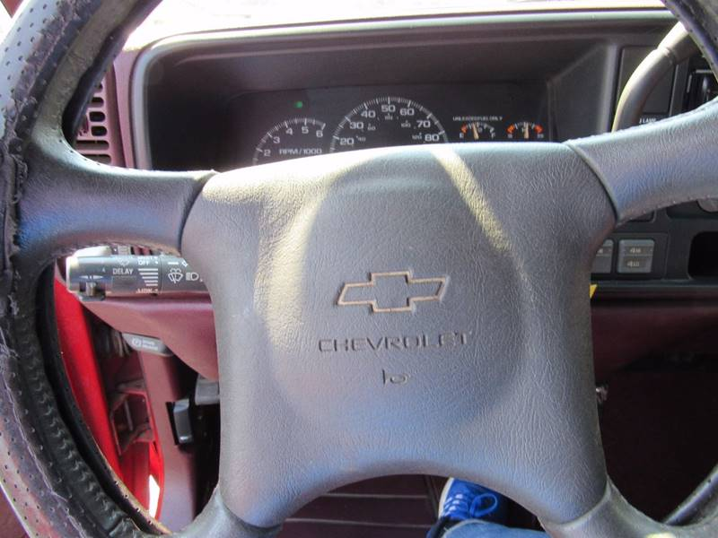 1999 Chevrolet C/K 2500 Series for sale at D & J AUTO SALES in Joplin MO