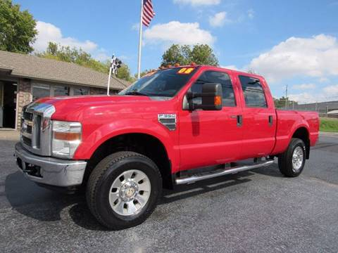 2008 Ford F-350 Super Duty for sale in Joplin, MO