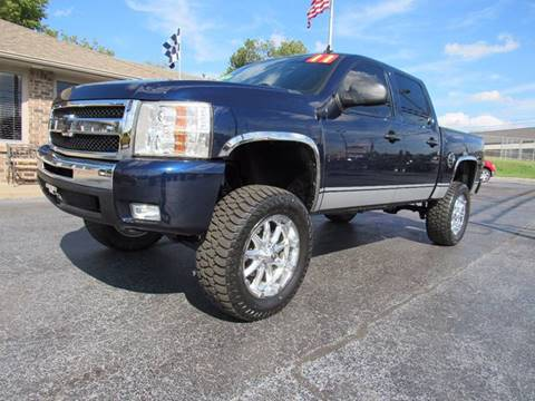2011 Chevrolet Silverado 1500 for sale in Joplin, MO
