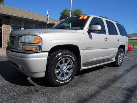 2004 GMC Yukon for sale in Joplin, MO