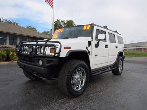 2003 HUMMER H2 for sale in Joplin, MO