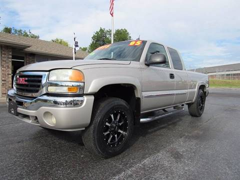 2005 GMC Sierra 1500 for sale in Joplin, MO