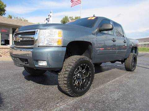 2008 Chevrolet Silverado 1500 for sale in Joplin, MO