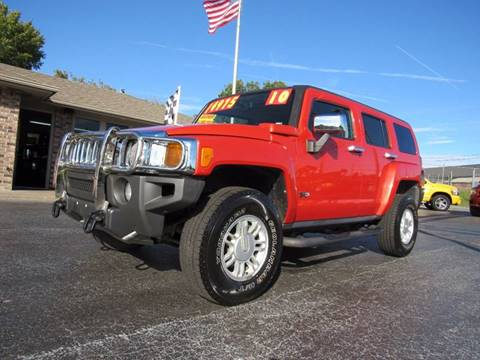 2010 HUMMER H3 for sale in Joplin, MO