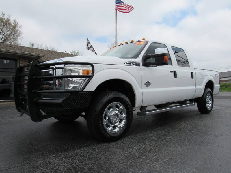 2013 ford f-350 super duty xlt in joplin mo - d & j auto sales