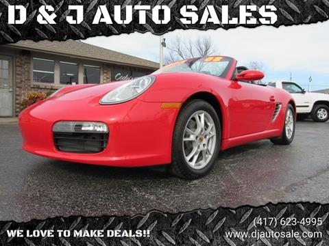 2008 Porsche Boxster for sale in Joplin, MO