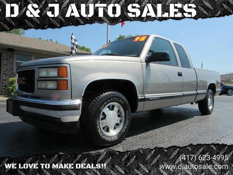1998 GMC Sierra 1500 for sale in Joplin, MO