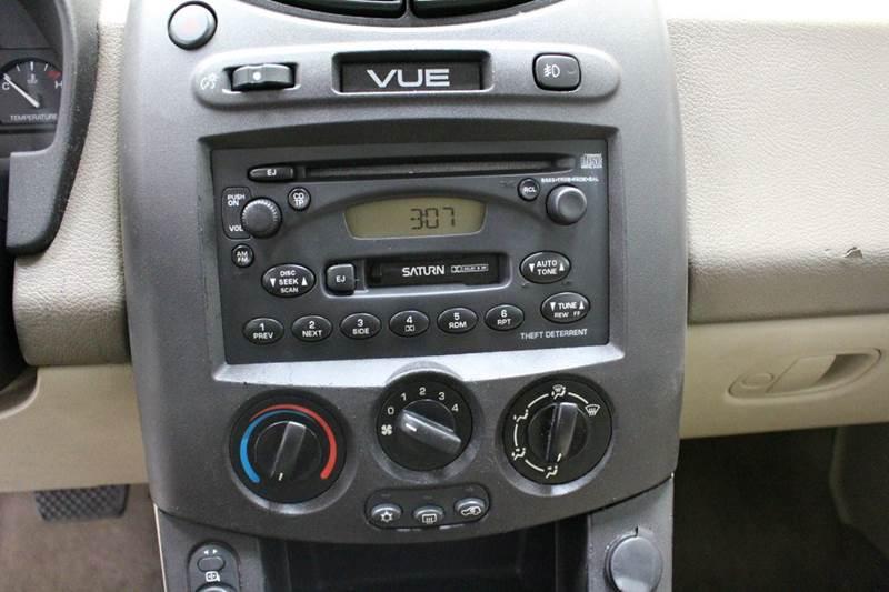 2002 Saturn Vue AWD 4dr SUV V6 - San Antonio TX