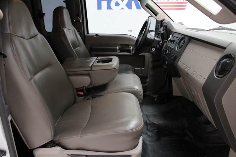 2008 Ford F-350 Super Duty XL 4dr SuperCab LB RWD - San Antonio TX