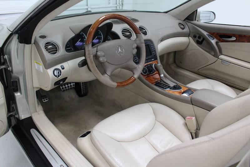 2005 Mercedes-Benz SL-Class SL 500 2dr Convertible - San Antonio TX