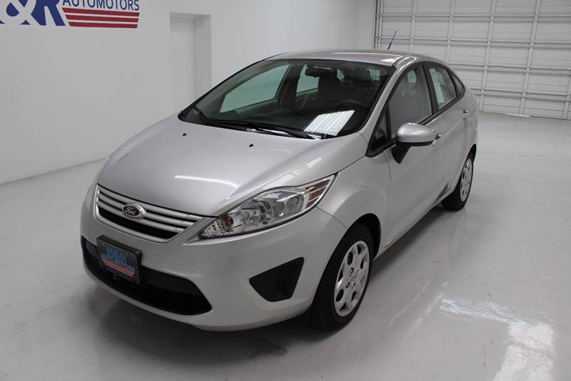 2013 ford fiesta s 4dr sedan in san antonio tx h r auto