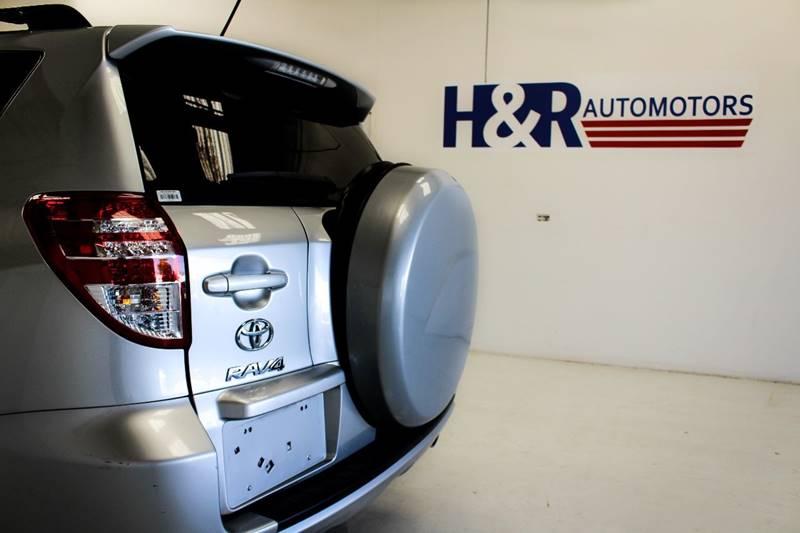 2011 Toyota RAV4 Sport 4dr SUV - San Antonio TX