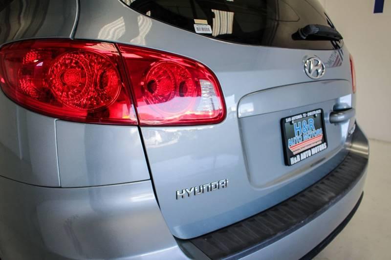 2007 Hyundai Santa Fe GLS 4dr SUV - San Antonio TX