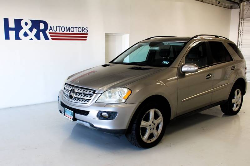2006 mercedes benz m class ml 350 awd 4matic 4dr suv in
