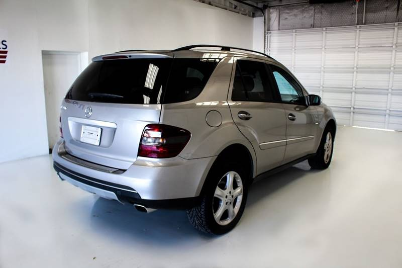 2006 Mercedes-Benz M-Class ML 350 AWD 4MATIC 4dr SUV - San Antonio TX