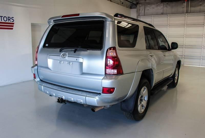 2004 Toyota 4Runner SR5 4dr SUV - San Antonio TX
