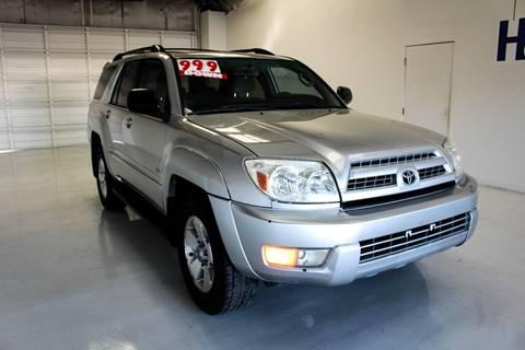 2004 Toyota 4Runner for sale in San Antonio, TX