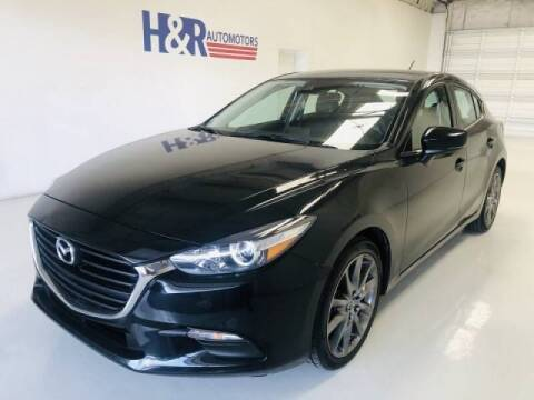 2018 Mazda MAZDA3 for sale at H&R Auto Motors in San Antonio TX