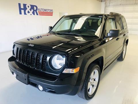 Jeep Patriot For Sale >> 2017 Jeep Patriot For Sale In San Antonio Tx