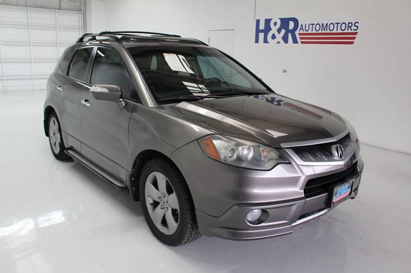 2008 Acura RDX SH-AWD 4dr SUV w/Technology Package - San Antonio TX