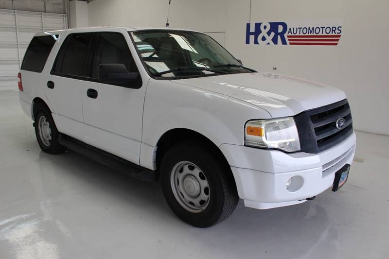 2010 ford expedition 4x4 ssv fleet 4dr suv in san antonio for H r motors san antonio