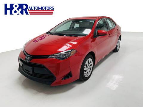 2019 Toyota Corolla for sale at H&R Auto Motors in San Antonio TX
