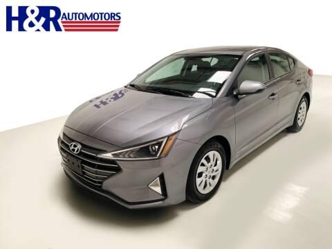 2019 Hyundai Elantra for sale at H&R Auto Motors in San Antonio TX