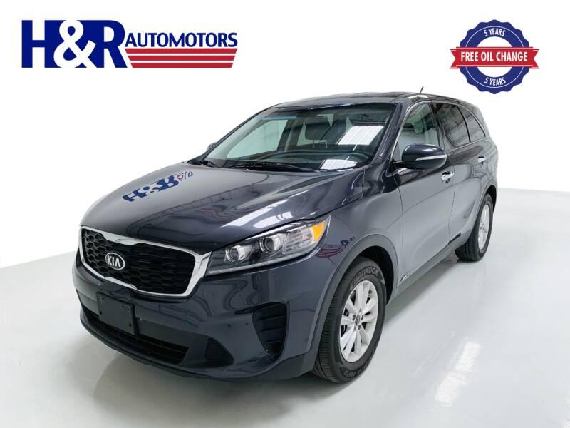 2019 Kia Sorento for sale at H&R Auto Motors in San Antonio TX