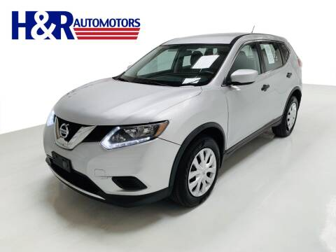 2016 Nissan Rogue for sale at H&R Auto Motors in San Antonio TX