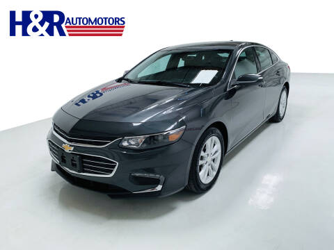 2018 Chevrolet Malibu for sale at H&R Auto Motors in San Antonio TX